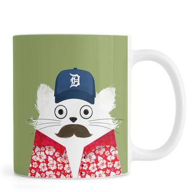 Cat - Magnum Mug