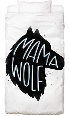 Mama Wolf Bed Linen