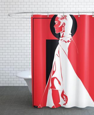 Iconographic 3 rideau de douche