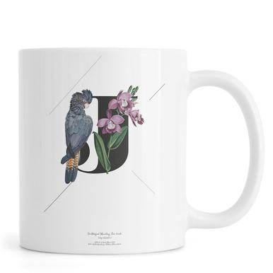 Botanical Alphabet - J
