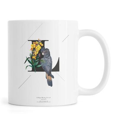 Botanical Alphabet - L