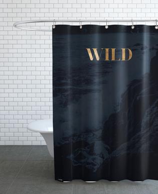 Wild -Duschvorhang