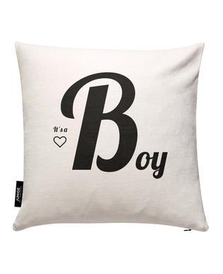 Boy Cushion Cover