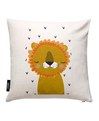 Löwe Kissenbezug