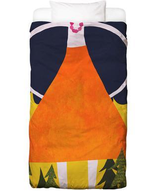 Giant Girl Sängkläder för barn
