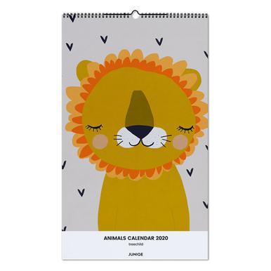 Animals Calendar 2020 - treechild Wall Calendar