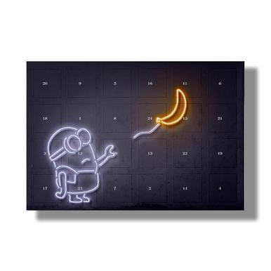Banana Chocolade adventskalender 2018  - Kinder