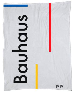 Bauhaus 1919 Fleece Blanket