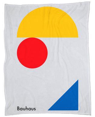 Minimalism Fleece Blanket