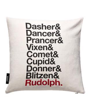 Rudolph & Friends Kissenbezug