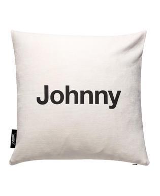 Johnny Housse de coussin