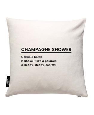 Champagne Shower Recipe