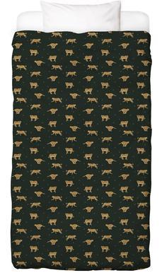 Leopard Pattern kinderbeddengoed