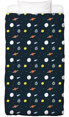 Planets Pattern Bed Linen