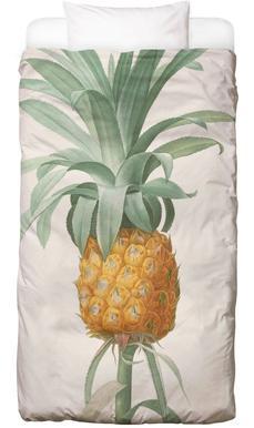 Ananas Dekbedovertrekset