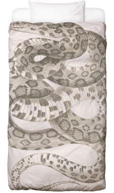 Reptiles - Plate XXII Dekbedovertrekset