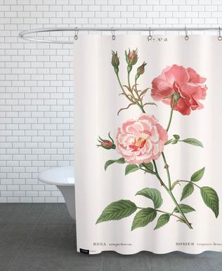 Rosier - Toujours Fleuri Shower Curtain
