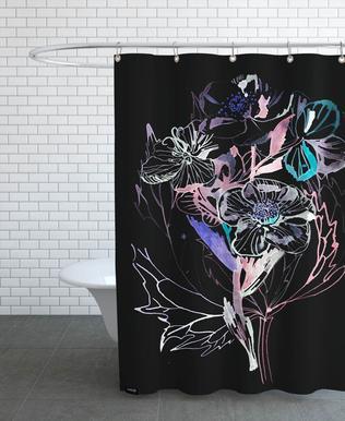 Berlin Vintage -Duschvorhang