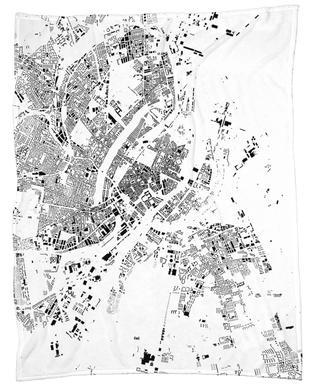 Copenhagen Map Schwarzplan