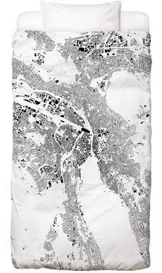 Zurich Map Schwarzplan