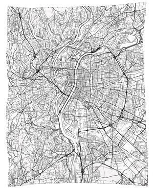 Lyon Minimal plaid