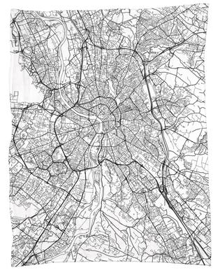 Toulouse Minimal plaid