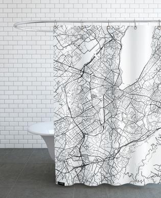 Geneva Minimal rideau de douche