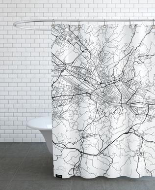 Florence Minimal rideau de douche