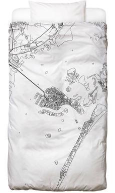 Venice Minimal Linge de lit