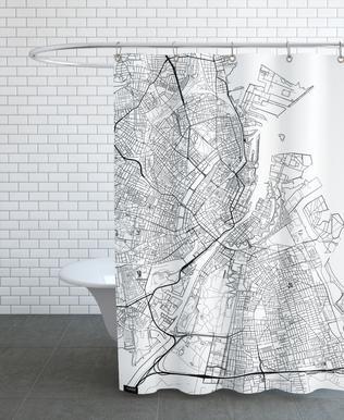 Copenhagen Minimal -Duschvorhang