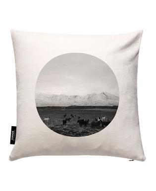 The herd Cushion Cover