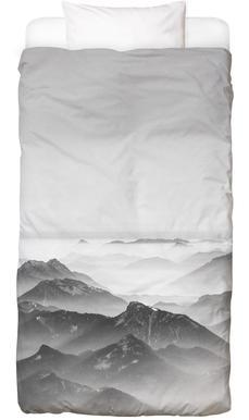 Balloon Ride over the Alps 2 Bed Linen