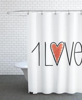 1Love Shower Curtain