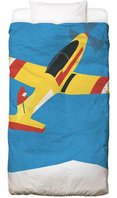 Pilatus PC-7 Solo Display Kids' Bedding