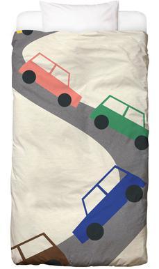 Traffic -Kinderbettwäsche
