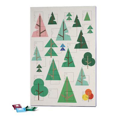 Winter Woods 2019 Chocolate Advent Calendar - Ritter Sport