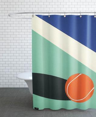 Arizona Tennis Club II Shower Curtain