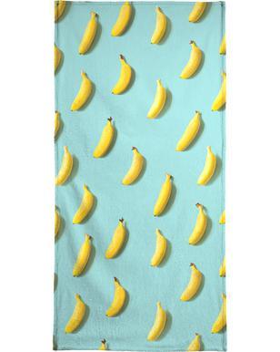 Banane serviette de bain