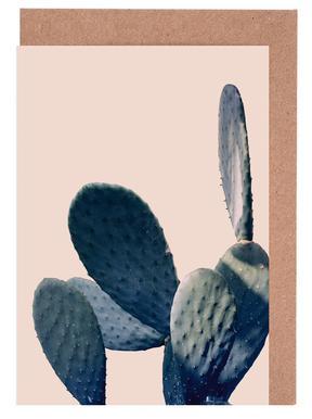 Cactus I -Grußkarten-Set