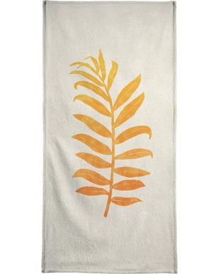 Areca Palmata Mango serviette de plage
