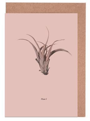 Botanico V -Grußkarten-Set