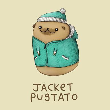 Jacket Pugtato