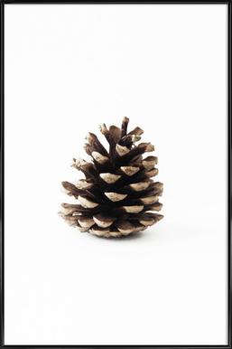 Pinecone N1 -Bild mit Kunststoffrahmen
