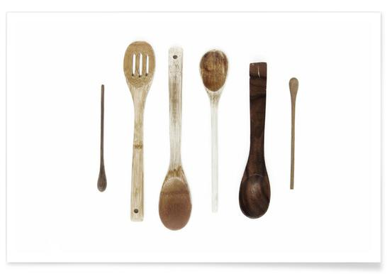 Spoon Collection N1 -Poster