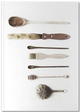 Spoon Collection N2 Notebook
