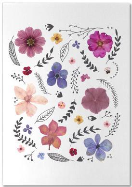 Pressed Flowers 03