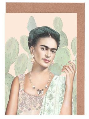Couture Mexicaine -Grußkarten-Set