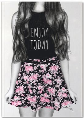 Enjoy Today Notebook