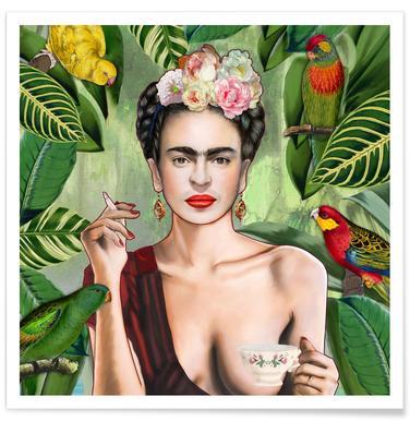 Frida Con Amigos