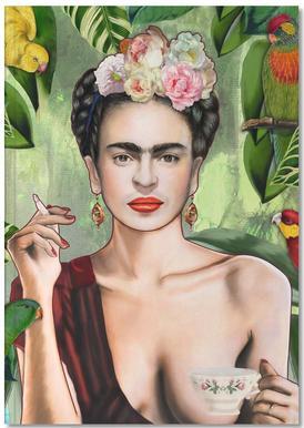 Frida Con Amigos Notebook